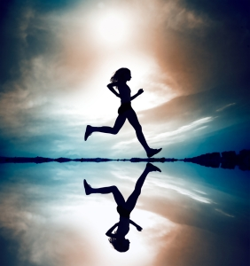 girl-running-reflection